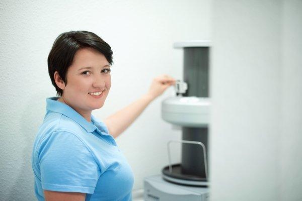 Strahlungsarmes Digital-Röntgen