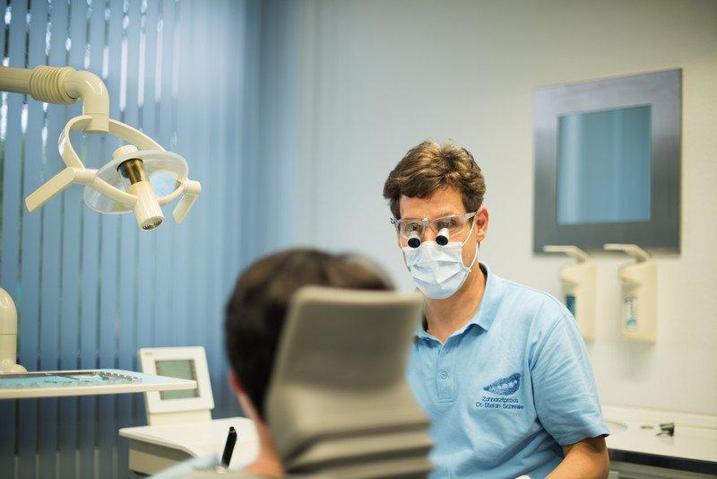 Wurzelbehandlung – Endodontie